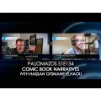 Logo du podcast Palomazos S1E133 - Comic Book Narratives (with Hassan Otsmane-Elhaou)