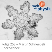 Logo of the podcast Folge 253 – Schnee