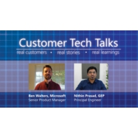 Logo of the podcast GEP shares how Microsoft Azure powers their logistics platform, enabling a more reliable experience…