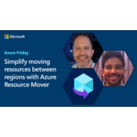 Logo du podcast Simplify moving resources between regions with Azure Resource Mover | Azure Friday