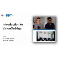Logo du podcast Rapidly move your Vision AI project to production with VisionOnEdge | Internet of Things Show