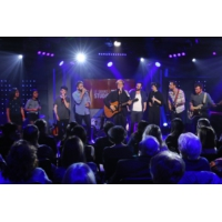 """Logo of the podcast Francis Cabrel et les artistes des Rencontres d'Astaffort en concert dans """"Le Grand Studio RTL"""""""
