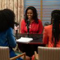 Logo of the podcast Best of: Becoming Michelle Obama