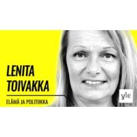 Logo of the podcast Elämä ja politiikka: Lenita Toivakka