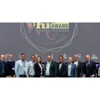Logo of the podcast Techtopia 123: Bæredygtig dansk teknologi viser verden vejen