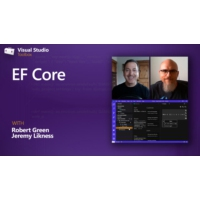 Logo du podcast EF Core | Visual Studio Toolbox