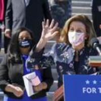 Logo du podcast Democratic Bill Seeks to Combat Voting Restriction Legislation. But Will Congress Pass It? 2021-05-…