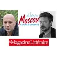 Logo du podcast Ecrire la Russie d'aujourd'hui