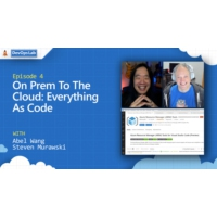Logo du podcast On Prem To The Cloud: Everything As Code (Episode 4) | The DevOps Lab