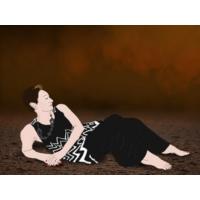 """Logo du podcast Olga Roriz: """"Vou dançar para sempre. Prefiro morrer num estúdio a ensaiar um aluno do que em casa"""""""