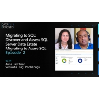 Logo du podcast Migrating to SQL: Discover and Assess SQL Server Data Estate Migrating to Azure SQL (Ep.2)   Data E…
