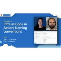 Logo of the podcast DevOps Lab | Infra as Code in Action: Naming conventions | Ep 1 of 4-episode series | The DevOps Lab