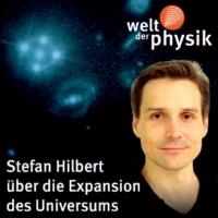 Logo of the podcast Folge 236 – Expansion des Universums