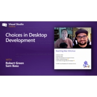 Logo du podcast Choices in Desktop Development | Visual Studio Toolbox