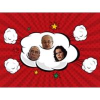 Logo of the podcast Comissão Política #84: Zaragata à direita, perdoa-me à esquerda
