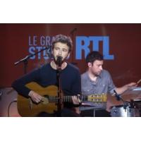 "Logo of the podcast Renan Luce en concert dans ""Le Grand Studio RTL"""