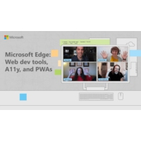 Logo du podcast Microsoft Edge: Web dev tools, A11y, and PWAs | Tabs vs Spaces