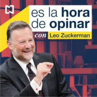 Logo of the podcast La popularidad de AMLO