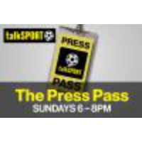 Logo of the podcast The Press Pass - Sunday, May 29