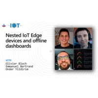 Logo du podcast Nested IoT Edge devices and offline dashboards | Internet of Things Show