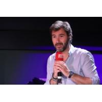 "Logo of the podcast La playlist live ""Les Artistes RTL 2019"""