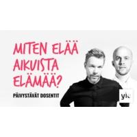 Logo du podcast Miten elää aikuista elämää?