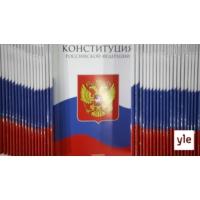 Logo du podcast Perustuslaki muuttuu, mutta Putin jää