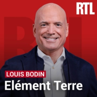 Logo of the podcast Elément Terre du 11 août 2018