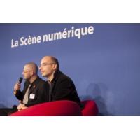 Logo du podcast « PAROLES D'AUTEUR » : PIERRE ASSOULINE, BERNARD WERBER, une conférence du Salon du livre de Paris