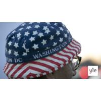 Logo du podcast Yhdysvallat käy kohti supertiistaita - esivaalit 14 osavaltiossa