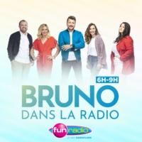 Logo of the podcast Bruno dans la radio - L'intégrale du 23 avril