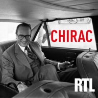 Logo of the podcast L'hommage de Gerra à Chirac avec les voix de Depardieu, Giscard d'Estaing et Luchini