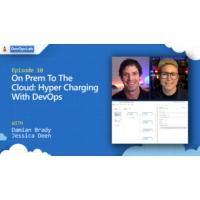 Logo du podcast On Prem To The Cloud: Hyper Charging With DevOps (episode 10)   The DevOps Lab