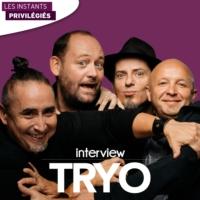 Logo of the podcast TRYO interview dans Les Instants Privilégiés Hotmixradio.