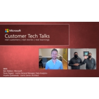 Logo du podcast Microsoft Customer icertis shares how they use Azure Container Instances to manage digital contract…