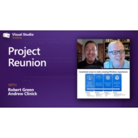 Logo of the podcast Project Reunion | Visual Studio Toolbox