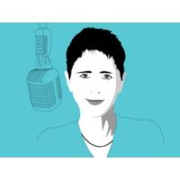 """Logo du podcast Clara Ferreira Alves: """"Toda a gente acha Portugal uma choldra ignóbil. Mas é uma boa choldra onde t…"""