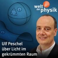 Logo of the podcast Folge 216 – Licht im gekrümmten Raum