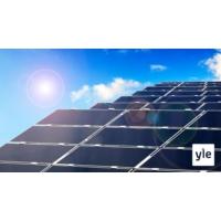 Logo of the podcast Aurinkopaneelien tehot lähestyvät maksimia