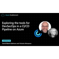 Logo du podcast Exploring the tools for DevSecOps in a CI/CD Pipeline on Azure | Azure Enablement
