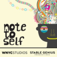 Logo du podcast Note to Self is Back and We Start with The Big One: Kids and Screens