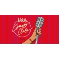 Logo du podcast L'IMA Comedy Club, nouvelle scène de l'humour !