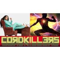 Logo of the podcast Cordkillers 326 – The Batman Not A Batman