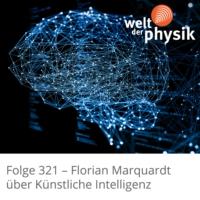 Logo of the podcast Folge 321 – Künstliche Intelligenz