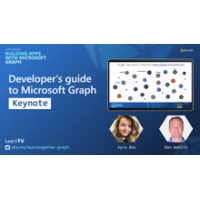 Logo du podcast Developer's guide to Microsoft Graph | Learn Together: Building Apps with Microsoft Graph