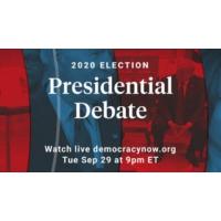 Logo of the podcast WATCH: First Biden vs. Trump Presidential Debate - 90 Minutes Uninterrupted