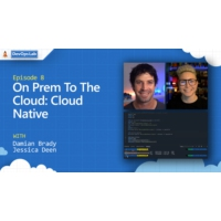 Logo du podcast On Prem To The Cloud: Cloud Native - Episode 8 | The DevOps Lab