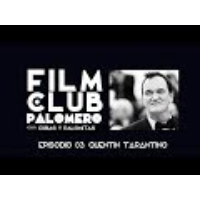 Logo of the podcast Film Club Palomero 03 - Quentin Tarantino