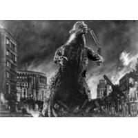 Logo du podcast #51: Godzilla (1954)