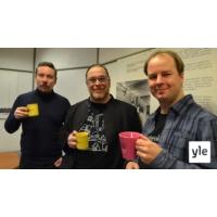 Logo du podcast Perttu Häkkinen: Nörttiys - ihmeellinen oireyhtymä